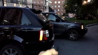 Электропривод багажника Range Rover Sport(На видео пример работы электропривода двери багажника. Автомобиль Range Rover Sport. Цена установочного комплекта..., 2016-08-09T18:24:29.000Z)