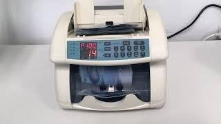 [중고] 카스모아이티 지폐계수기AC-500SDU / 잉…