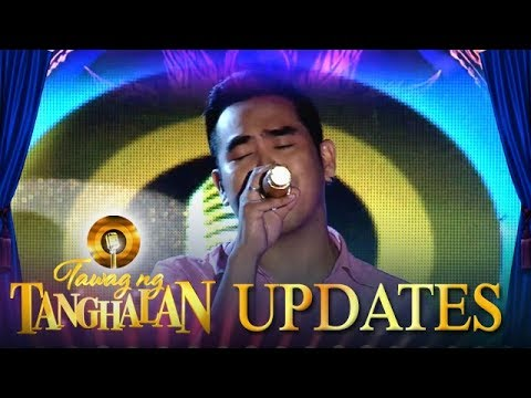 Tawag ng Tanghalan Update: Marco Adobas is ready to be a TNT Record Holder!