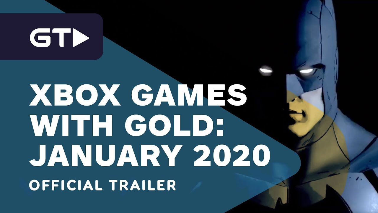 Xbox - January 2020 Games with Gold Trailer