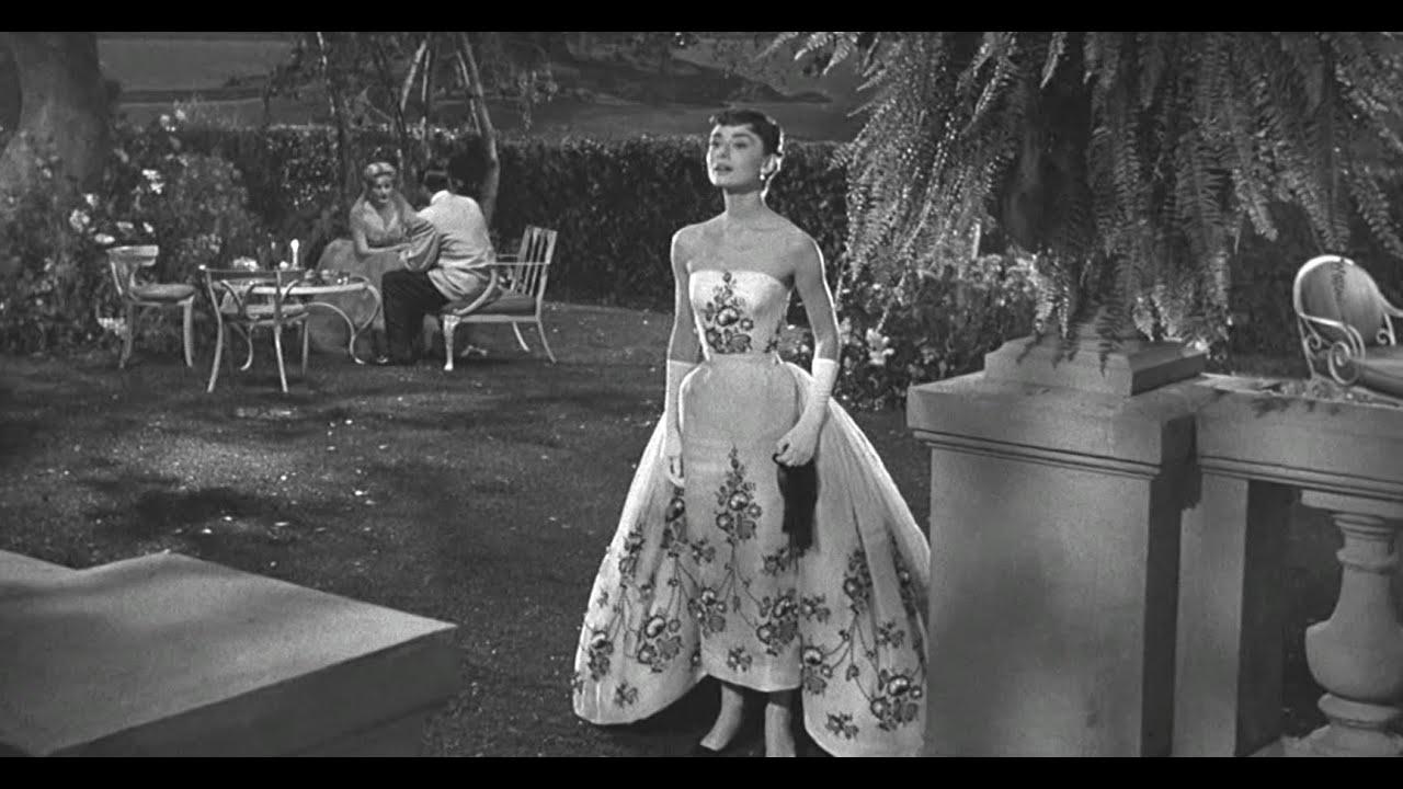 Audrey Hepburn - Sabrina / 麗しのサブリナ 1954 - YouTube