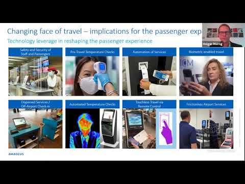 Airport Review and Holger Mattig explore contactless technology at the airport