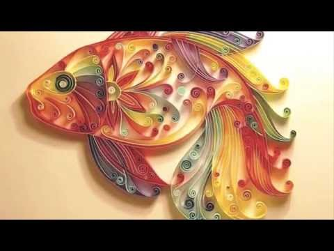 Toilet Paper Roll And Quilling Arts Ideas Youtube