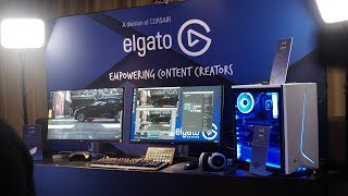 نظرة على جديد منتجات شركة Elgato خلال Computex 2019