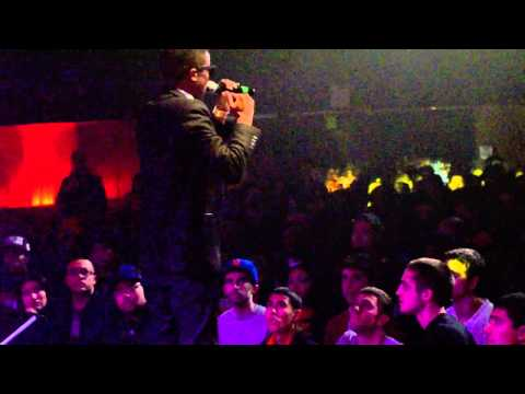 Dymez & Plain Pat, Performing  there unrealesed song
