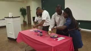 Empowering Married Couples Ministry Game-all Tied Up 7.2.16