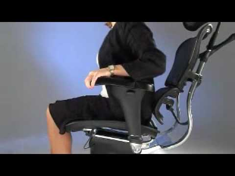 Equip Office Furniture Ergo Office Chair Operating Instructions