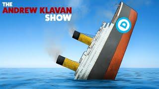 Women and Children Need to Get off the Left's Titanic | The Andrew Klavan Show Ep. 796