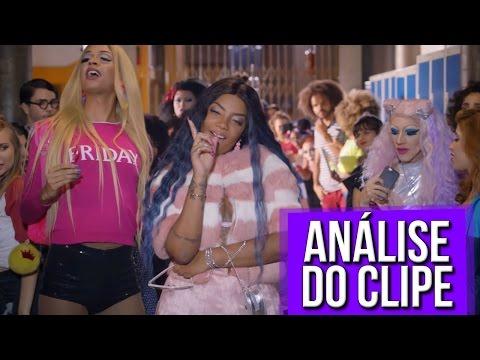Get Ludmilla - Cheguei (ANÁLISE DO CLIPE) Snapshots