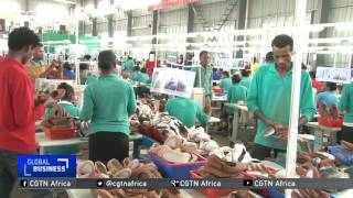 CGTN:Chinese Companies Flourishing in Ethiopia's Eastern Industry Zone