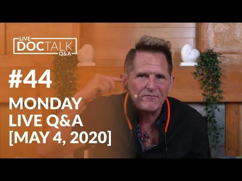doctalk-episode-#44:-diet,-cleansing-&-immune-building---monday-live-q&a