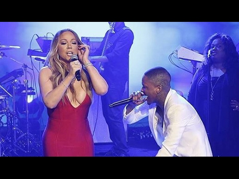 Mariah Carey - I Don't Live at Jimmy Kimmel