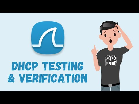DHCP relay testing and verification