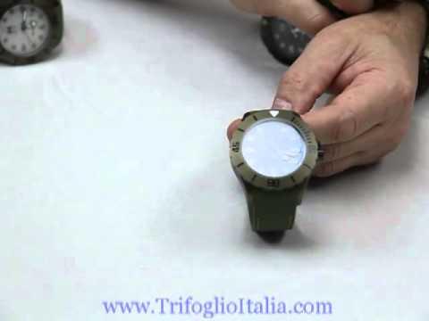 Trifoglio Italia Watch by Alessandro Baldieri