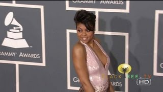 Taraji P. Henson and Gayle King on the GRAMMY Red Carpet