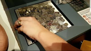 COINS | Counting  and Deposit | coin deposit machine