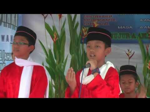 Ismail Izzani ketika kecil jadi solo nasyid sekolah rendah setiabudi
