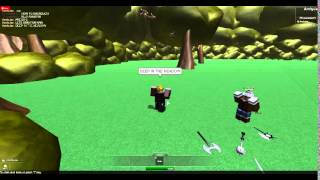 Hunger Games Roleplay - Roblox
