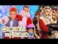 🎅🏻 CRONICAS de NAVIDAD🦌🦌🦌 Película en Español con Juguetes Fantásticos