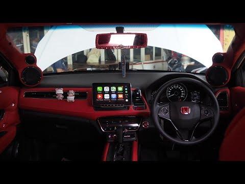 Paket Audio Mobil Honda HRV 3way Sound Quality