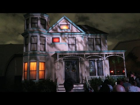 Halloween Horror Nights 25 Opening Night At Universal Orlando!!! (9.18.15)