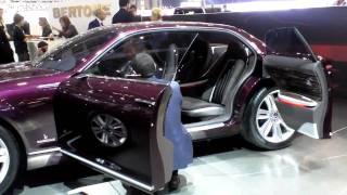 Jaguar Bertone B99 Concept Car, Geneva Motor Show 2011 - Podisode