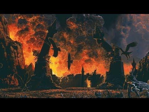 Keys of Orthanc - A Battle in the Dark Lands of the Eye... (Full Album)