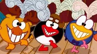 Кордебалет - Смешарики 2D | Мультфильмы для детей