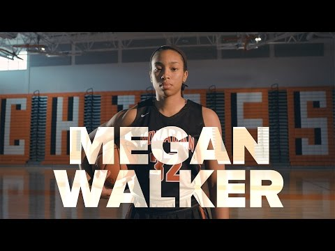 Megan Walker: 2016-17 Gatorade National Girls Basketball Player of the Year