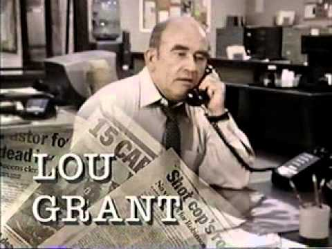 Lou Grant   402   Harassment