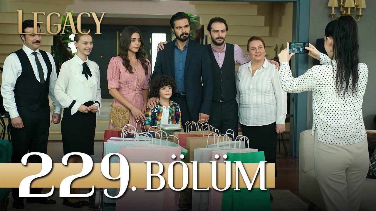 Emanet 229. Bölüm | Legacy Episode 229