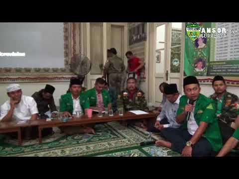 Full Prosesi Tabayyun PC GP Ansor Surabaya Dengan Sugik Nur Raharja