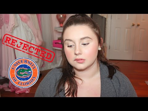 Rejected From One Of My Top Choice Colleges | The Truth About Rejection