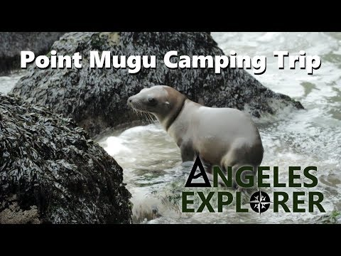 Point Mugu State Park Camping Trip, Santa Monica Mountains