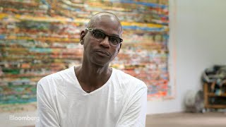 Mark Bradford's Layered Urban Art | Brilliant Ideas Ep. 76