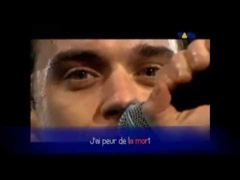 Robbie Williams Feel live at Knebworth 2003 traduction francaise