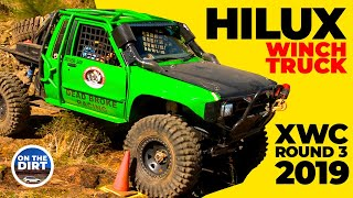 Toyota Hilux Extreme Winch Truck - Comeup XWC Round 3 - Seeonee Park Rockhampton