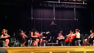 RMS Orchestra performs Final Countdown