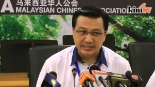 MCA gesa polis dan mahkamah ambil tindakan terhadap Jamal