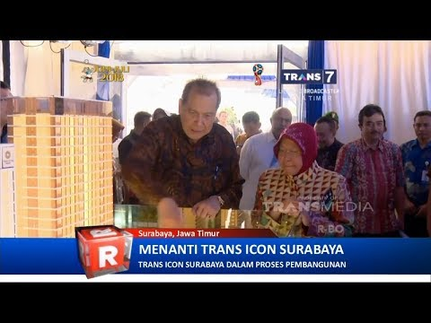 Menanti Trans Icon Surabaya