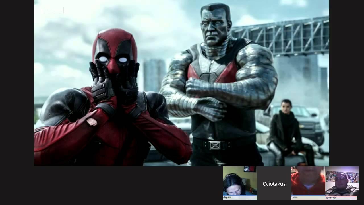 Cuando Deadpool Nos Deseo Feliz Dia De La Mujer Hangeadera S06e02 Youtube Empezó su afición leyendo los clásicos cómics de. cuando deadpool nos deseo feliz dia de