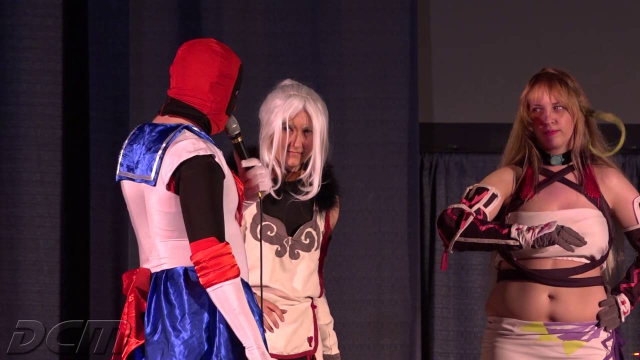 Shuto Con 2016   Cosplay Part 3