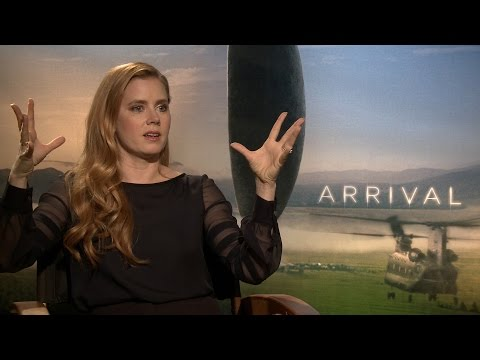 Amy Adams Reveals Her Hardest  to Film in 'Arrival'