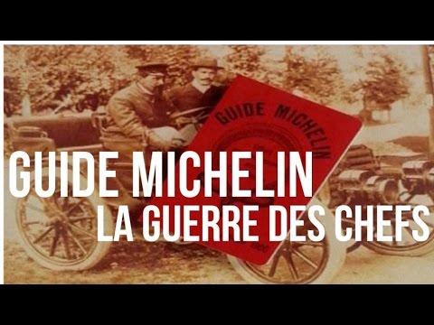 La Guerre Des Chefs Etoilés Au Guide Michelin