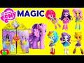 My Little Pony Magic Ponies Become Mini Dolls Surprises