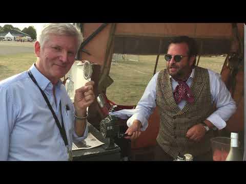 Stand Squadron 303 Vodka et Pierre Farman_Paris Air Legend 2018
