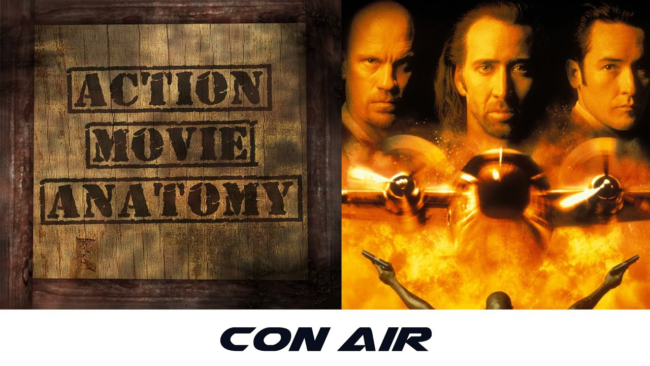a review of the motivation movie con air Bangkok welcomes more visitors than any other city in the world and it doesn't take  suvarnabhumi international airport is a grand vision of modern air travel,.