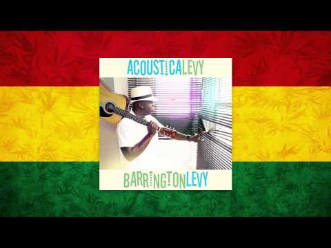 Barrington Levy - Personal Oval | AcousticaLevy