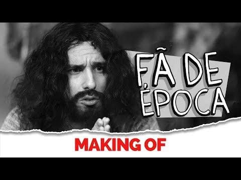 MAKING OF – FÃ DE ÉPOCA