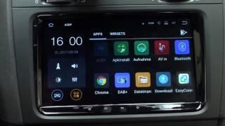"Video Bonroad 7.1.1 9"" Android Volkswagen Autoradio download MP3, 3GP, MP4, WEBM, AVI, FLV Juni 2018"